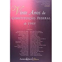 Vinte Anos Da Constituicao Federal de 1988