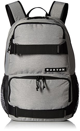 Burton Treble Yell Backpack, Grey Heather, One Size