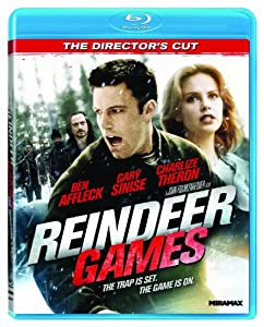 Reindeer Games (The Director's Cut) [Blu-ray] by Miramax Lionsgate