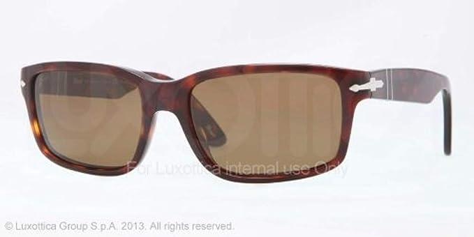be5d6caa89 Persol Men s 3067 Tortoise Frame Brown Polarized Lens Plastic ...