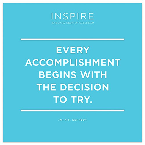 2019 Inspire Daily Quotes Desk ()