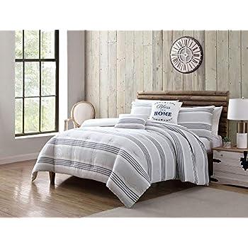 7 Piece Eigood Comforter Set