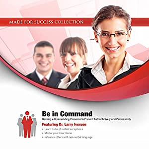 Be in Command Audiobook