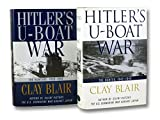 img - for Hitler's U-Boat War, 2 Volumes: The Hunters, 1939-1942; The Hunted, 1942-1945 book / textbook / text book