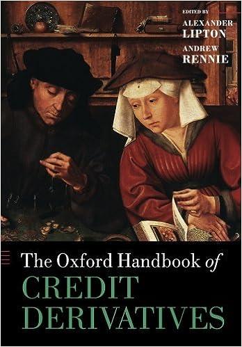 Book The Oxford Handbook of Credit Derivatives (Oxford Handbooks in Finance) by Lipton Alexander Rennie Andrew (2013-03-01)