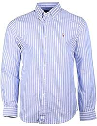 Men's Long Sleeve Oxford Button Down Shirt