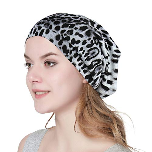 Thin Beanie Hats for Girls Head Cover for Cancer Patient Women