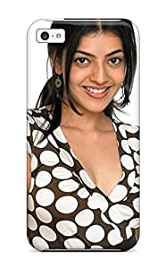 For Iphone 5c Tpu Phone Case Cover(kajal Tollywood Girl)