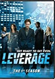 Leverage: First Season [DVD] [Region 1] [US Import] [NTSC]