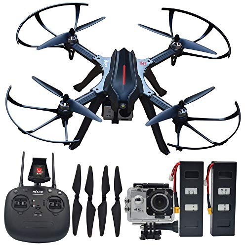 Blomiky B3H 4K Altitude Hold Ultra HD 4K 2160P 1440P 1080P RC Quadcopter Drone with 16.0MP Camera...