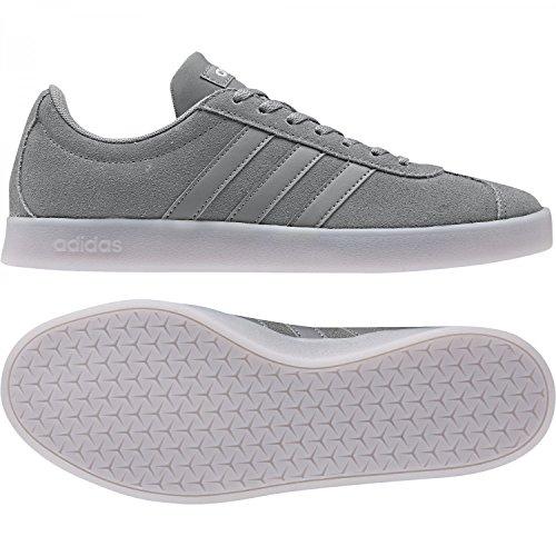 purhie 000 Gris gritre Vl Chaussures De 0 Adidas gritre Fitness Court 2 Femme W 4qTOca7w