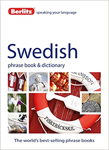 Berlitz Swedish Phrase Book /& Dictionary