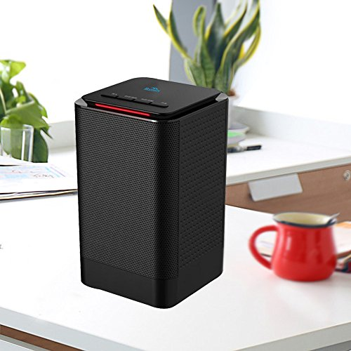 Personal Space Heater Madoats Portable Desktop Ceramic Heater Quiet Small electric Heater for Office/Home Ceramic Heaters Madoats