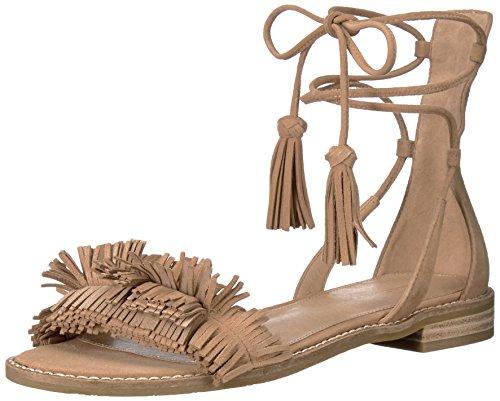 Pelle Sandal Women's Moda Harah Flat Tan vwqvPr0x