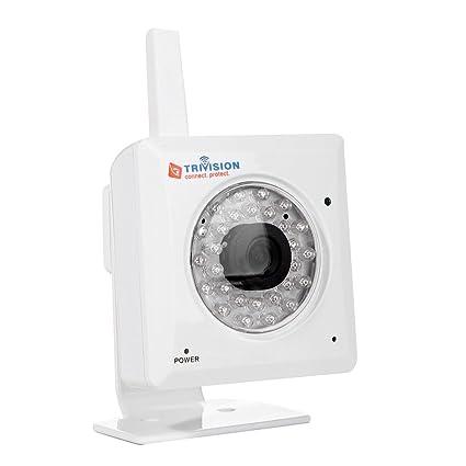 TriVision – Nuevo Model Mini IR Cut Cámara IP Scharf imágenes Día Noche Vision, H