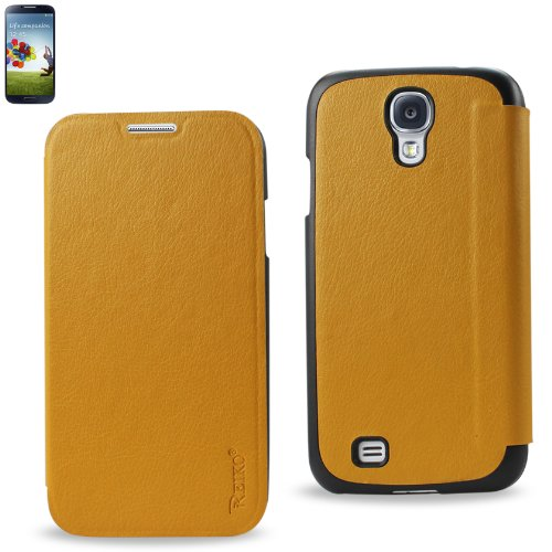 Reiko Cell Case for Samsung Galaxy S4 - Yellow
