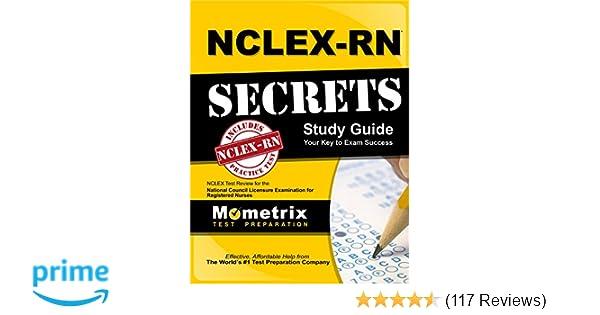 nclex rn secrets study guide nclex test review for the national rh amazon com nclex secrets study guide pdf nclex pn secrets study guide