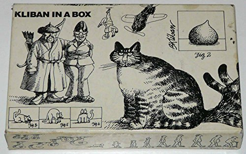 Kliban in a Box for sale  Delivered anywhere in USA