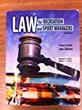 Law for Recreation and Sport Managers, Cotten-Wolohan and Cotten, Doyice J., 0757571808