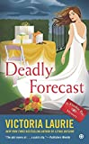 img - for Deadly Forecast (Psychic Eye Mystery) book / textbook / text book