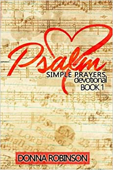 Psalm Simple Prayer Devotional Book 1