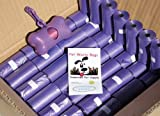 880 Dog Waste Bags, Pet Waste Bags, Clean up Waste, Bulk Waste bags - PURPLE, by Pet Supply City, LLC