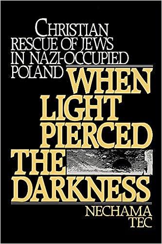 profesjonalna sprzedaż oficjalne zdjęcia sprzedawane na całym świecie When Light Pierced the Darkness: Christian Rescue of Jews in ...