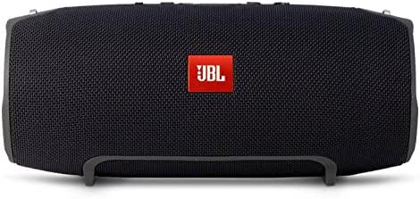 JBL Xtreme Portable Wireless Bluetooth Speaker - Black - (Certified Refurbished)