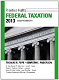 Prentice Hall's Federal Taxation 2013 Comprehensive (26th Edition)