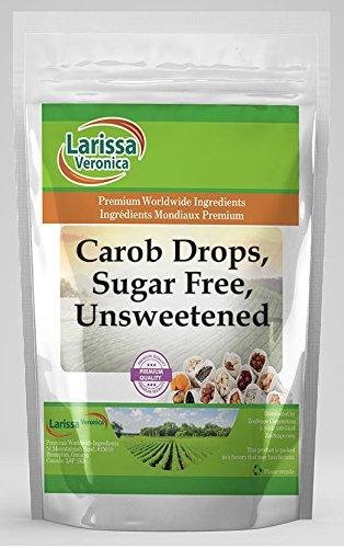 Carob Drops, Sugar Free, Unsweetened (16 oz, ZIN: 525698)
