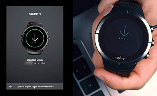 Amazon.com: SUUNTO Spartan Ultra Titanium Heart Rate Monitor Black ...