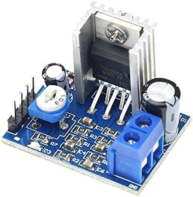 TDA2030A Audio Amplifier Module Power Amplifier Board AMP 6-12V 1*18W In US