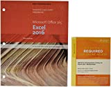 img - for Bundle: New Perspectives Microsoft Office 365 & Excel 2016: Intermediate, Loose-leaf Version + SAM 365 & 2016 Assessments, Trainings, and Projects with 1 MindTap Reader Multi-Term Printed Access Card book / textbook / text book