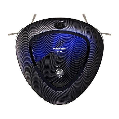 Robot vacuum cleaner Ruro MC-RS1-K Panasonic reviews
