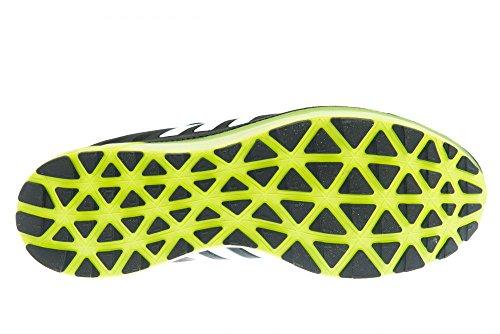 Chaussure basket Running Adidas Cosmic Ice M (MODELE NOIR ET FLUO)
