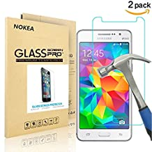 [2 PACK] Samsung Galaxy S3 Screen Protector, NOKEA [9H Hardness] [Crystal Clear] [Easy Bubble-Free Installation] [Scratch Resist] Tempered Glass Screen Protector for Galaxy S3 I9300