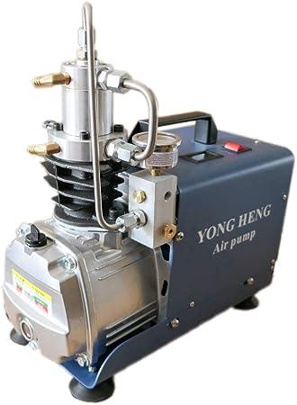Amazon.com: YONG HENG 4500PSI Compresor de Aire PCP 30 MPa ...