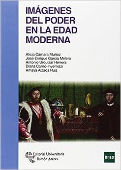 Book's Cover of Imágenes del poder en la Edad Moderna (Manuales) (Español) Tapa blanda – 11 septiembre 2015