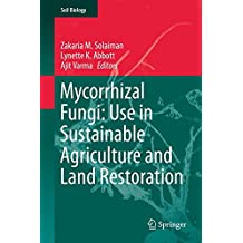 Mycorrhizal Fungi: Use in Sustainable Agriculture and Land Restoration