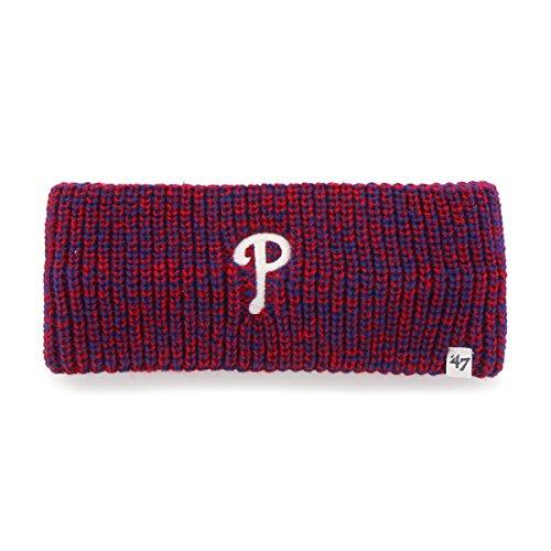 fan products of MLB Philadelphia Phillies Women's '47 Prima Twisted Headband, Royal
