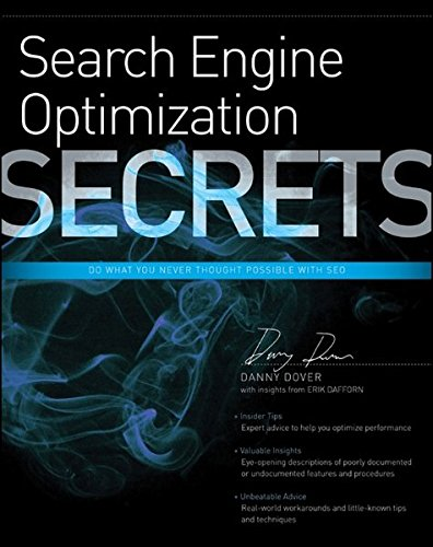 Search Engine Optimization (SEO) Secrets