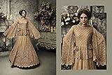 Bollywood Long Lehenga Salwar kameez Gown Dress Suit Muslim Wedding Custom to Measure Eid Festive Indian 2541