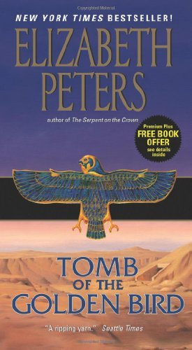 book cover of Tomb of the Golden Bird