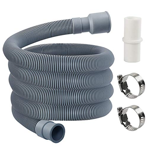 extended washer drain hose - 5