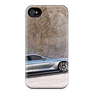 For Pollary Iphone Case, High Quality For Apple Iphone 5C Case Cover Bmw Concept Cs Side View Skin Case Cover