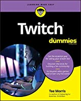 Twitch For Dummies Front Cover