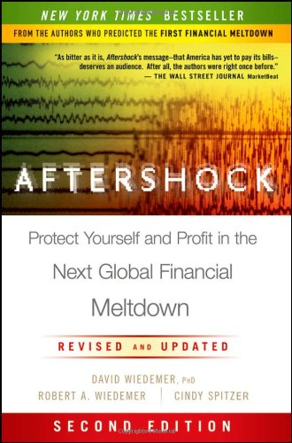 Aftershock: Protect Yourself and Profit in the Next Global Financial Meltdown (Best Business During Recession)