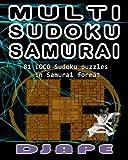 Multi Sudoku Samurai (Volume 1)