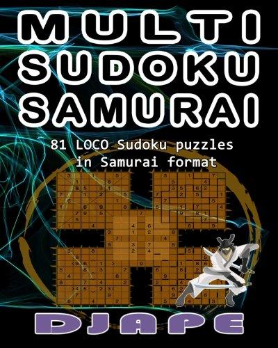 Multi Sudoku Samurai 1 Djape
