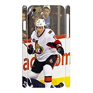 Fresh Personalized Phone Accessories Print Hockey Player Pattern Skin for Iphone 6 Case - 4.7 Inch